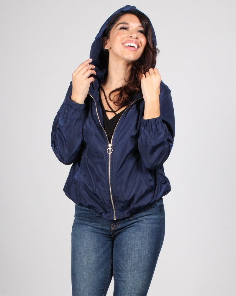 Hooked On You Jacket S / Navy