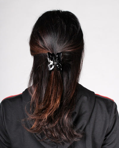 Hope Hair Clip One / Black Accessory