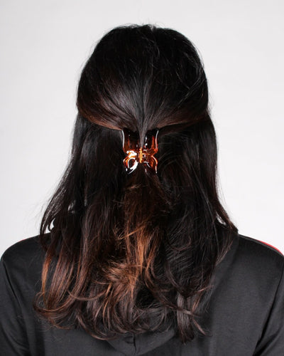 Hope Hair Clip One / Brown Accessory