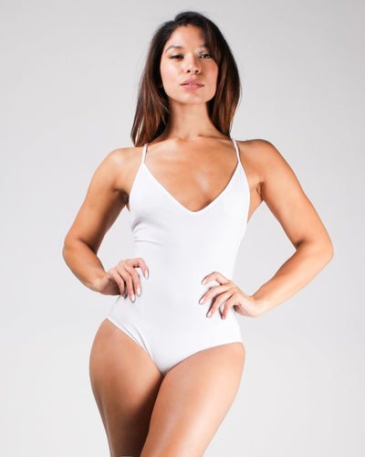 If Not Now When Bodysuit White / S