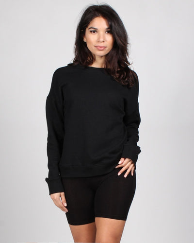 Its A Good Day Sweater S / Black Tops