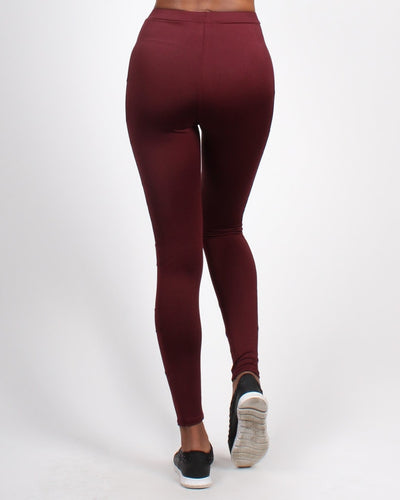 Keep Going Yoga Pants Bottoms