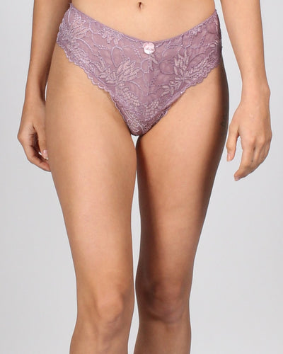 Lacely You Panties S / Dusty Lilac Intimates