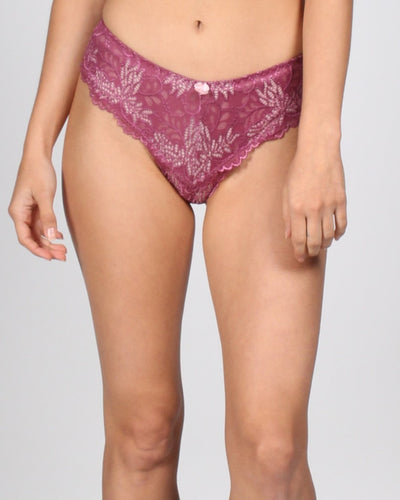 Lacely You Panties S / Rouge Pink Intimates