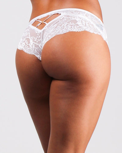 Lady Of The Ring Lace Tanga Panties Intimates