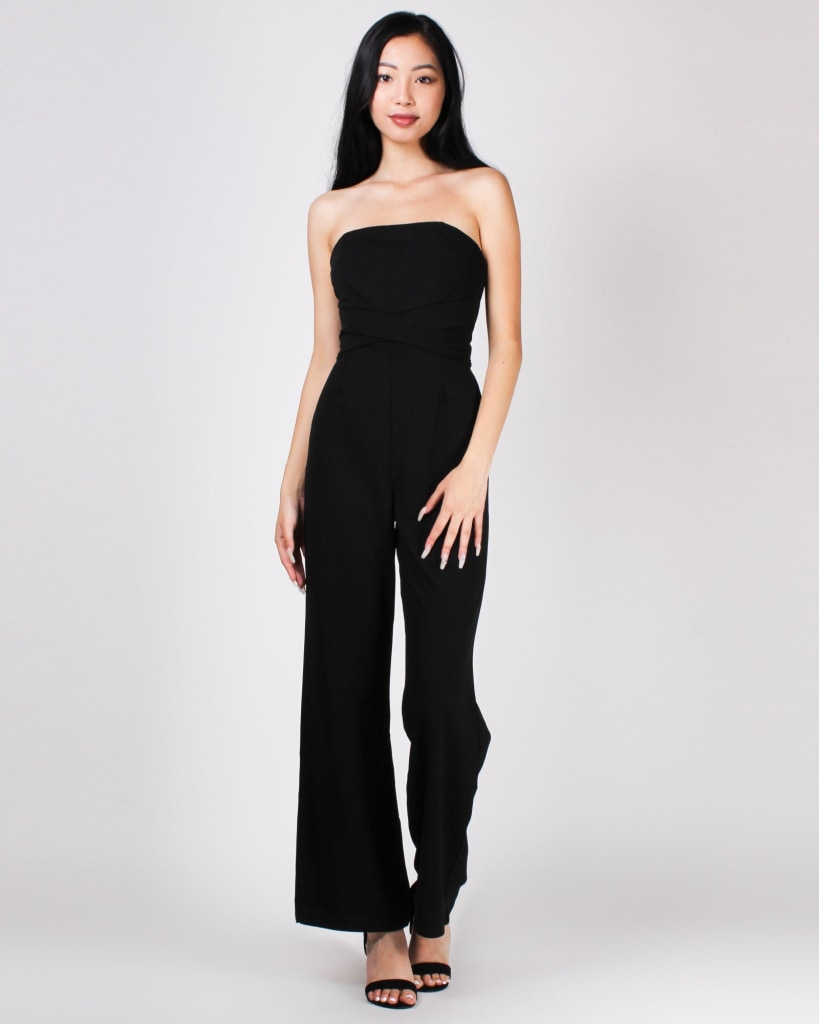 Leading Lady Jumpsuit Black / S