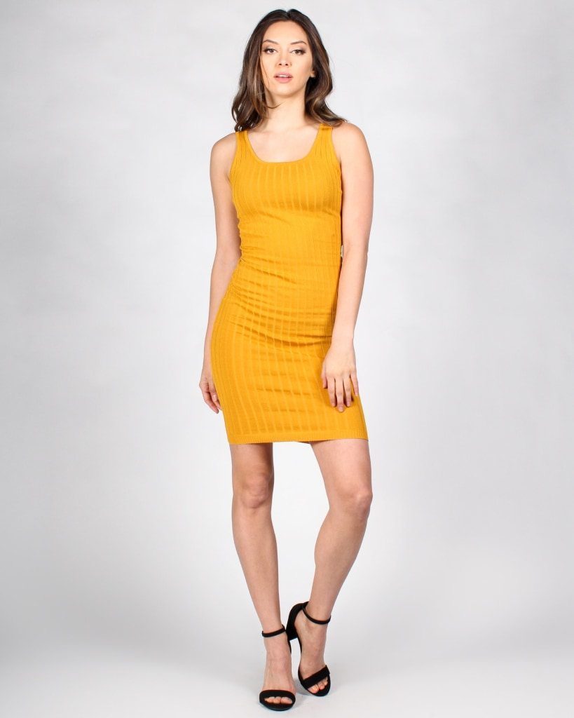 2a1cb576c730 Let s Get to the Knitty Gritty Bodycon Dress - Shop Q