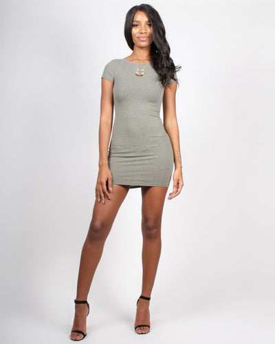 Little Things In Life Bodycon Dress Dresses