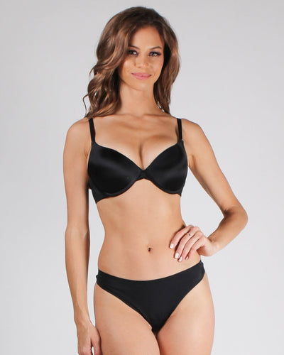 Living La Vida Loca Thong S / Black Intimates