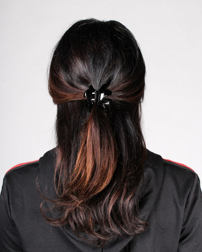 Love Hair Clip One / Black Accessory