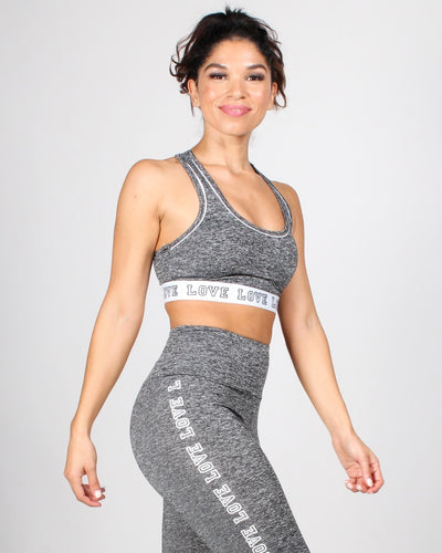 Love Yourself Sports Bra