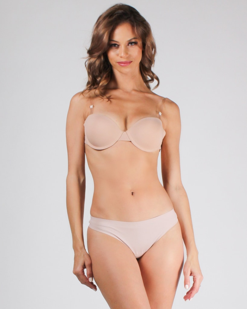 Make Your Body Go Thong S / Nude Intimates