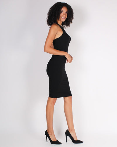 Master Of Style Bodycon Dress (Black) Dresses