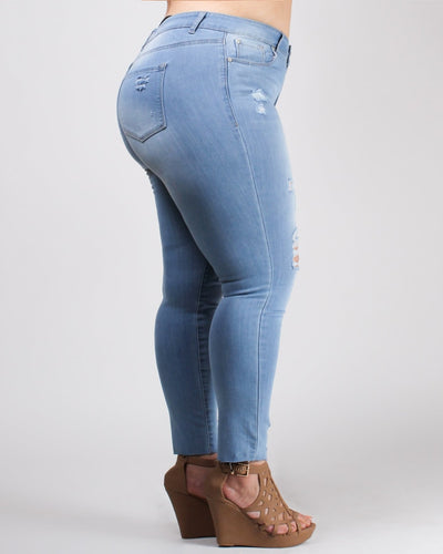 Moves Like Jagger Skinny Jeans Bottoms