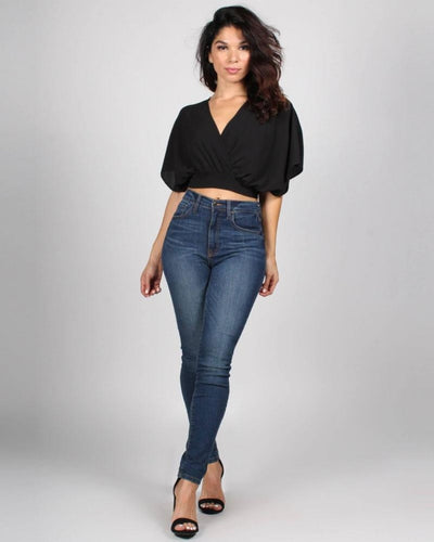 Moving Forward Skinny Jeans Bottoms