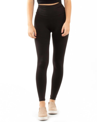 Namaste Yoga Pants S / Black Bottoms