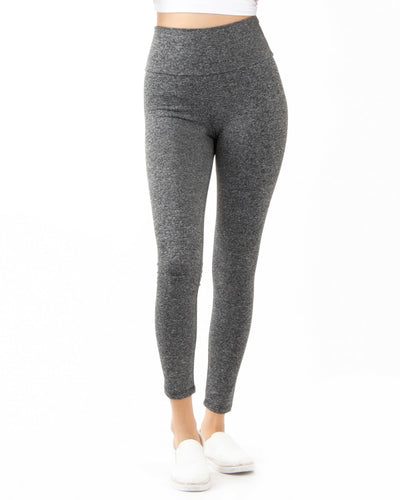 Namaste Yoga Pants S / Grey Bottoms