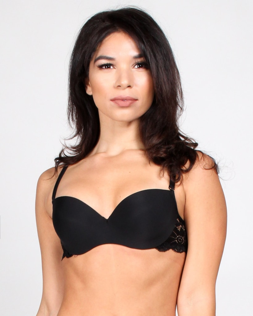 Night Of Love Bra 32B / Black Intimates