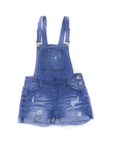 On Top Of The World Overalls S / Medium Denim