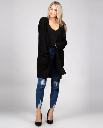 Pocket Full Of Autumn Cardigan Outerwear