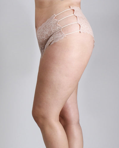 Pretty Little Thing Called Lace Plus Panties Intimates
