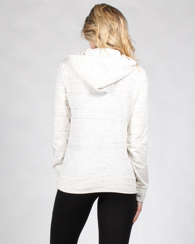 Reaching For The Top Hooded Sweater Tops