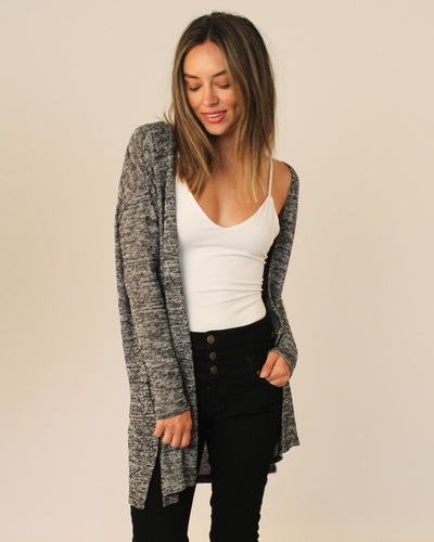Ready For Fall Cardigan