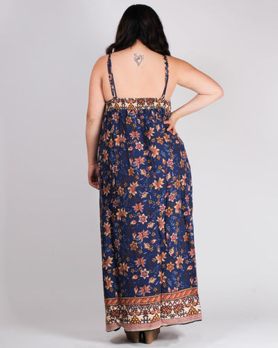 Ready For Take-Off Paisley Maxi Dress Dresses