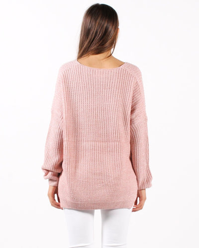 Remix And Blend Sweater