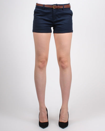 Road Less Traveled Shorts S / Navy Bottoms