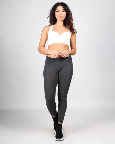 Savasana Leggings S / Charcoal