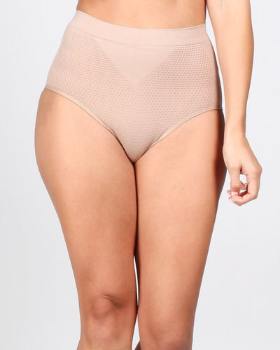 Secret Assets Panty One / Beige Intimates