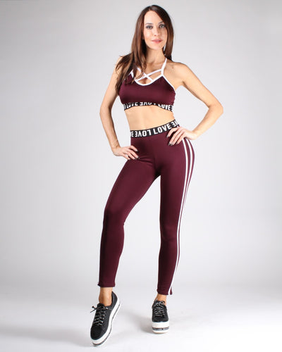 Fashion Q Shop Q Show You What It Is All About Sports Bra Tops AT52306B