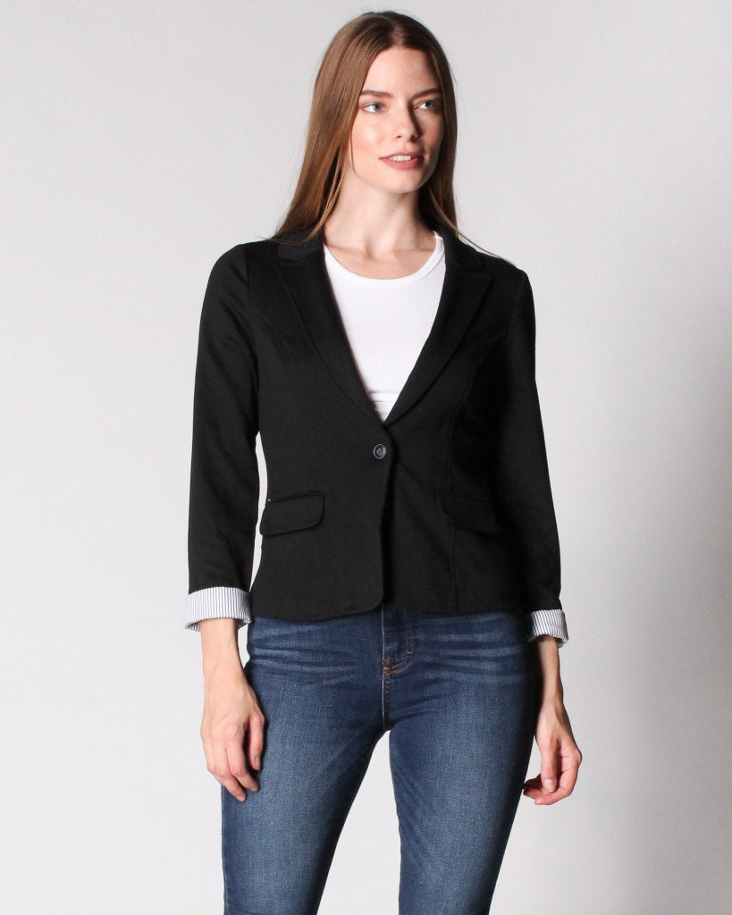 Slay It In This Suit Jacket S / Black Outerwear