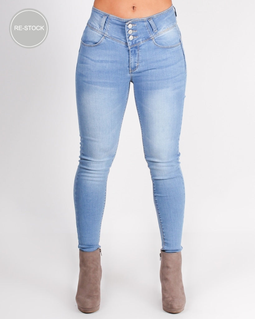 Fashion Q Shop Q So You are A Tough Guy With Ass-ets Skinny Jeans 90164