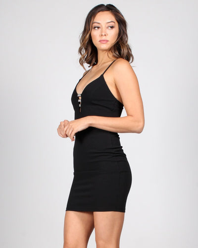 Target Acquired Bodycon Dress