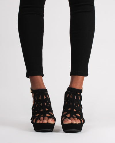 The Alexandria Wedges Shoes