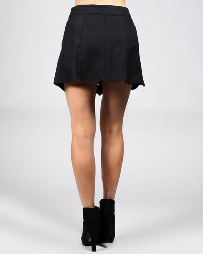 The Apple Of My Eye Mini-Skirt Bottoms