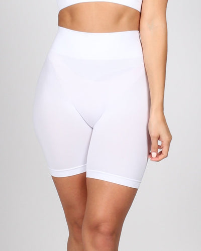 The Ba-Donka-Donk Spirit Shorts One / White Intimates