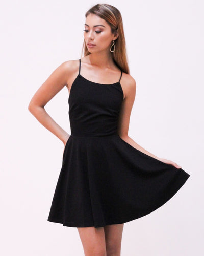 The Ballerina Dress S / Black Dresses