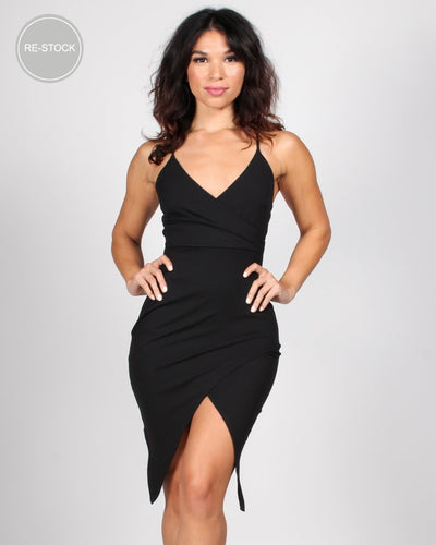 The Best Revenge Bodycon Dress S / Black Dresses