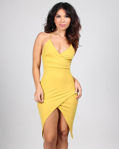 The Best Revenge Bodycon Dress S / Dandelion Dresses