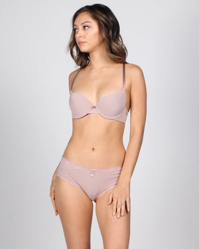 The Charmed Life Striped Bra Intimates