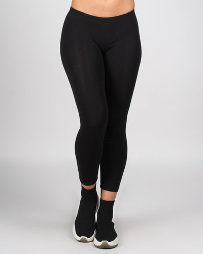 The Count On Me Leggings S / Black Bottoms
