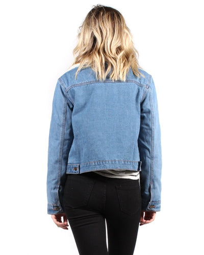 The Dakota Denim Jacket Outerwear