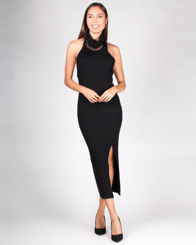 The Devoted To You Turtleneck Dress Dresses