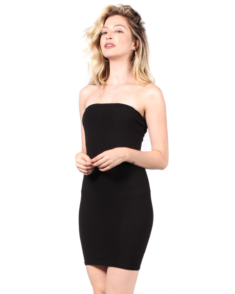 The Dreamboat Dress S / Black