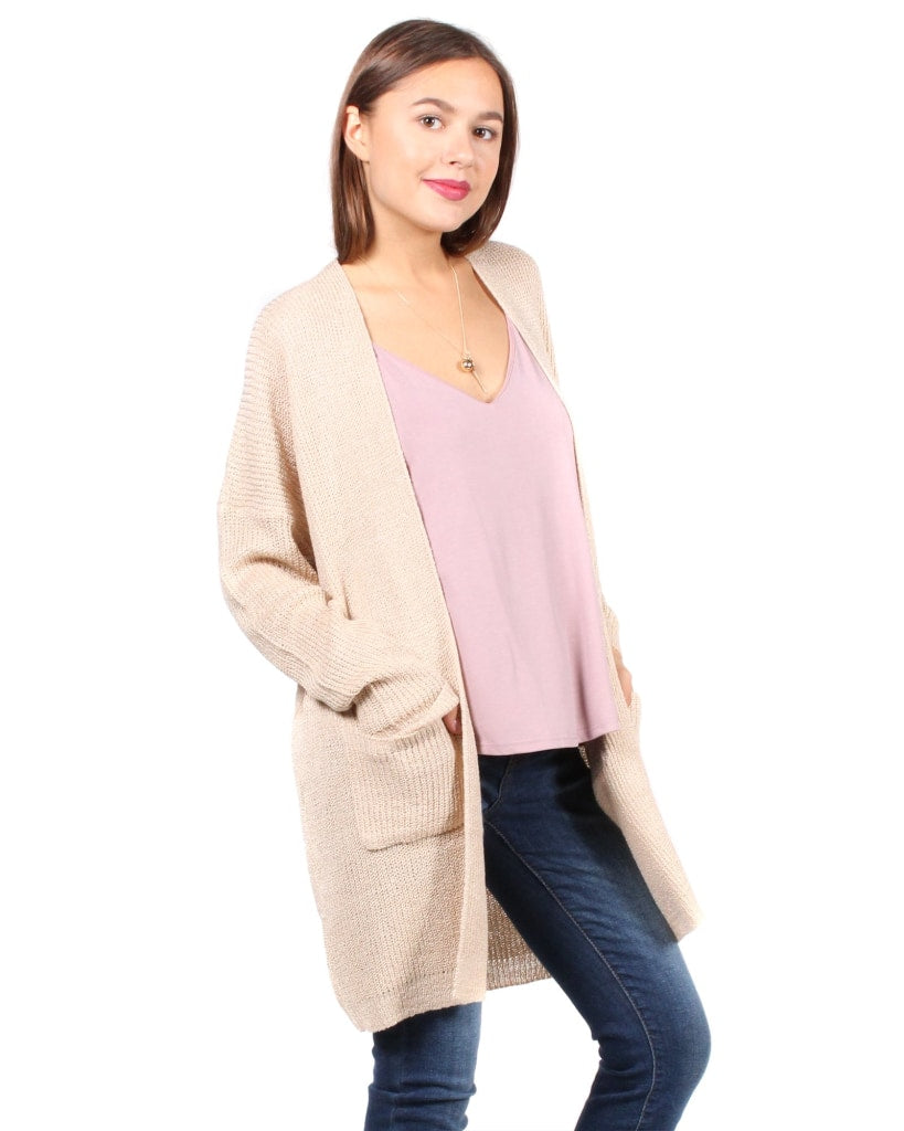 The Dreamers Delight Cardigan S/m / Cream
