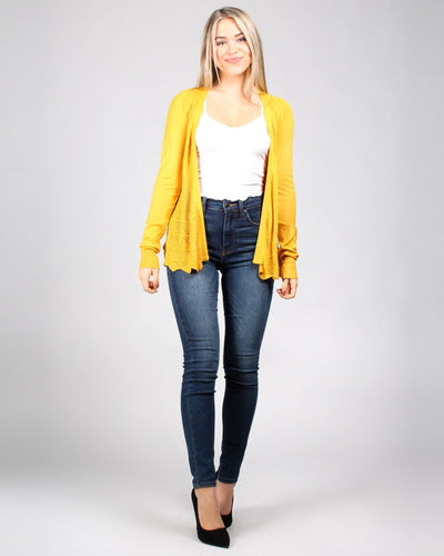 The Fleetwood Cardigan Outerwear