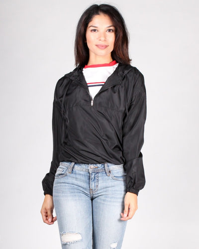 The Good At Being Bad Windbreaker Jacket S / Black Tops